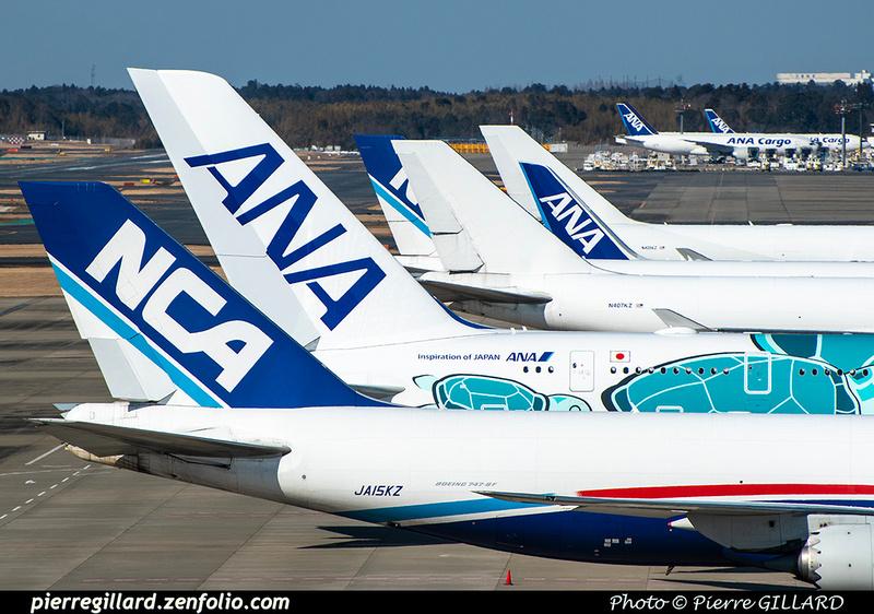 Pierre GILLARD: Japan : RJAA - Tokyo-Narita &emdash; 2020-900689