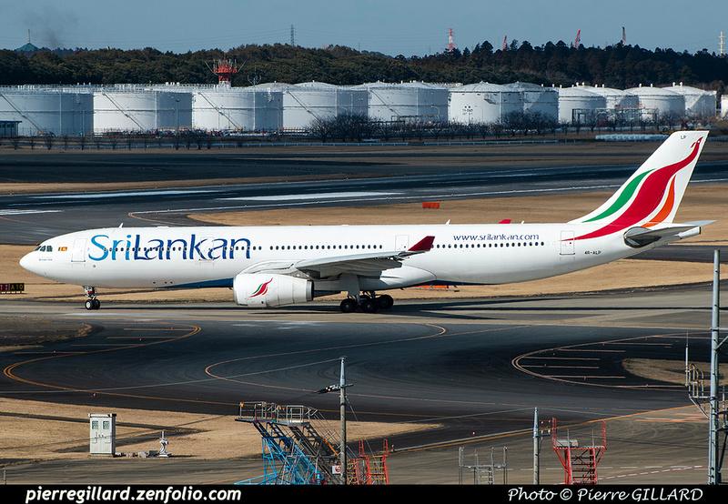 Pierre GILLARD: SriLankan Airlines - ශ්රී ලංකන් ගුවන් සේවය - ஸ்ரீலங்கன் ஏர்லைன்ஸ் &emdash; 2020-900662