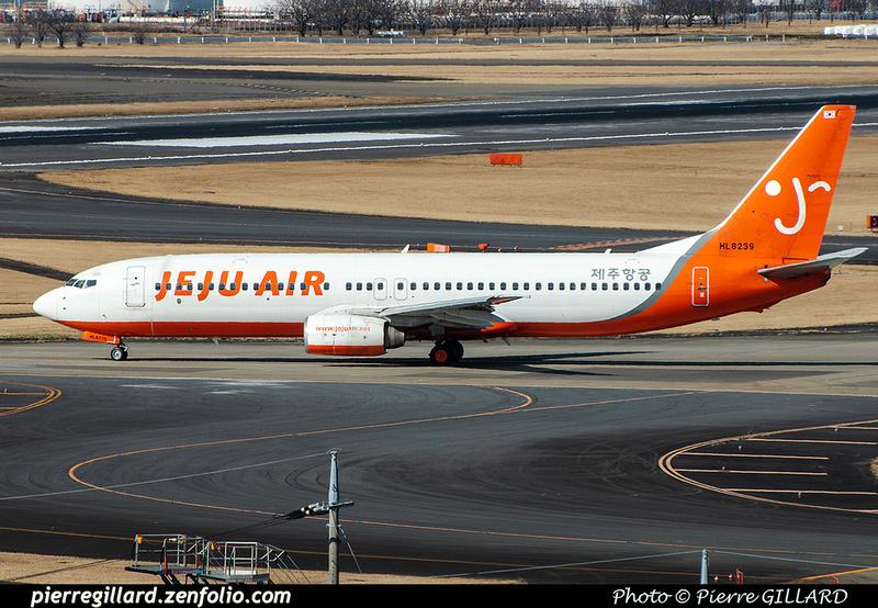 Pierre GILLARD: Jeju Air &emdash; 2020-900659