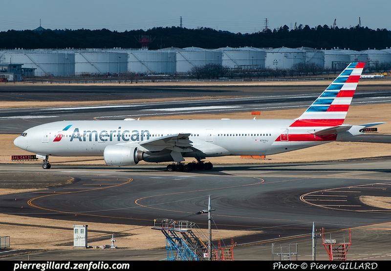 Pierre GILLARD: American Airlines & American Eagle &emdash; 2020-900637
