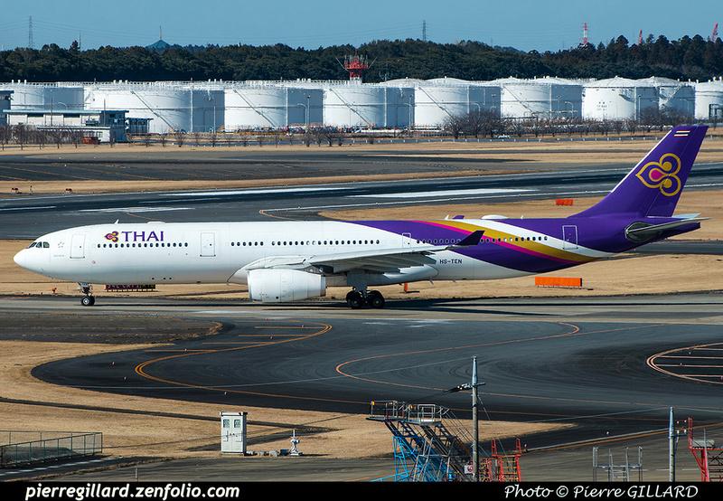 Pierre GILLARD: Thai Airways - บริษัท การบินไทย จำกัด &emdash; 2020-900683