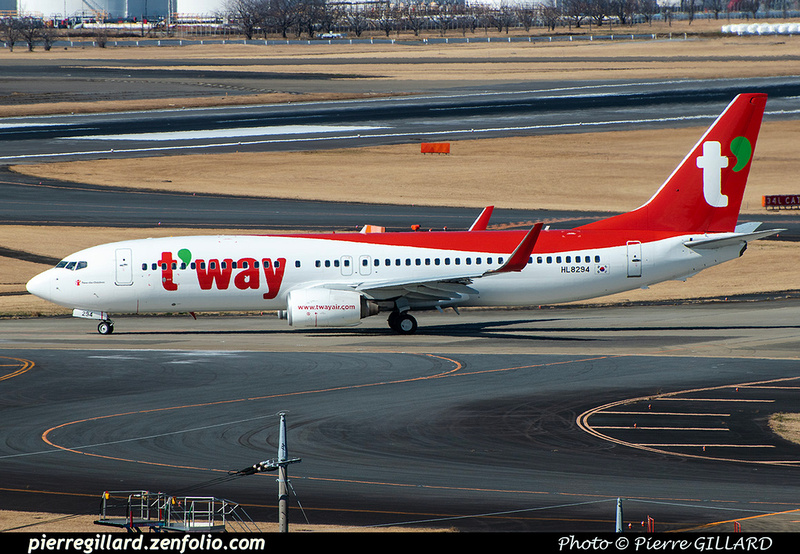 Pierre GILLARD: T'Way Air &emdash; 2020-900686