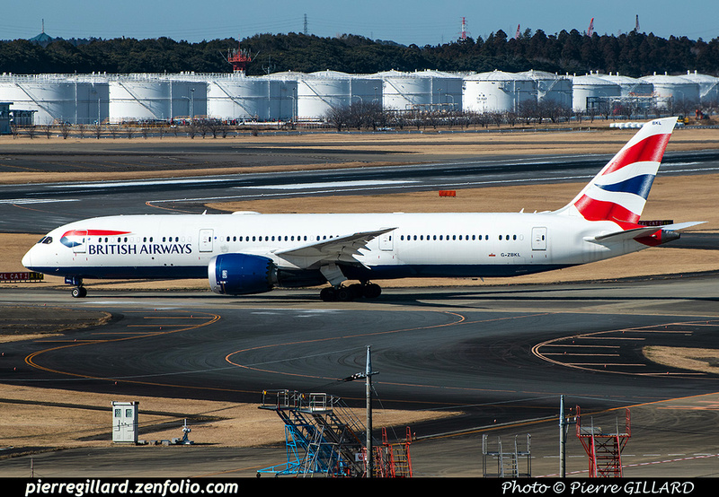 Pierre GILLARD: British Airways &emdash; 2020-900721