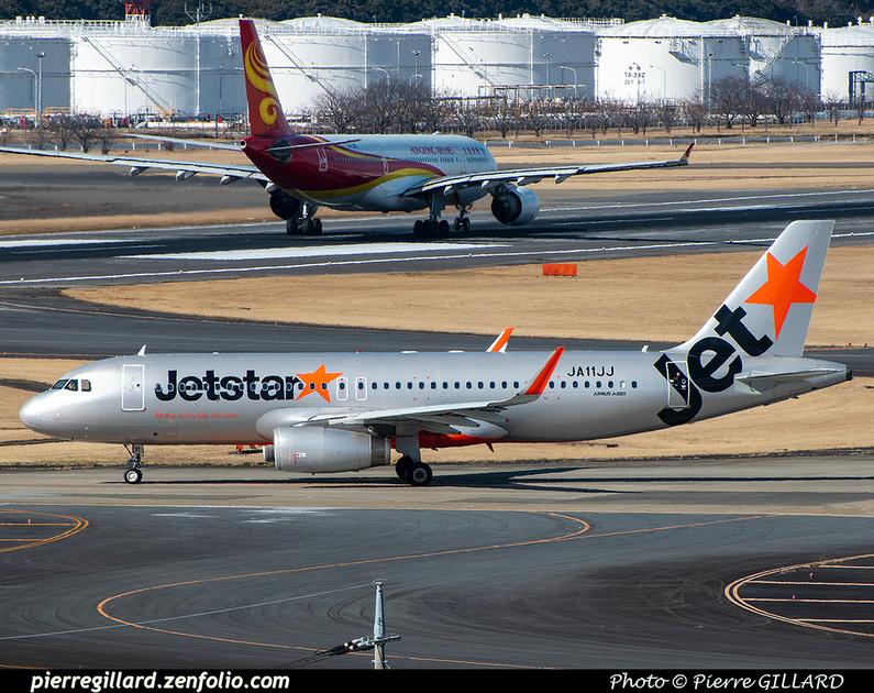 Pierre GILLARD: Jetstar Japan &emdash; 2020-900671