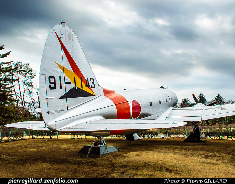 Pierre GILLARD: Japan : Tokorozawa Aviation Museum  - 所沢航空発祥記念館 &emdash; 2020-534102
