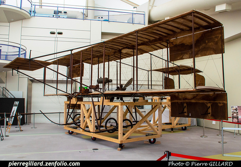 Pierre GILLARD: Japan : Tokorozawa Aviation Museum  - 所沢航空発祥記念館 &emdash; 2020-534137