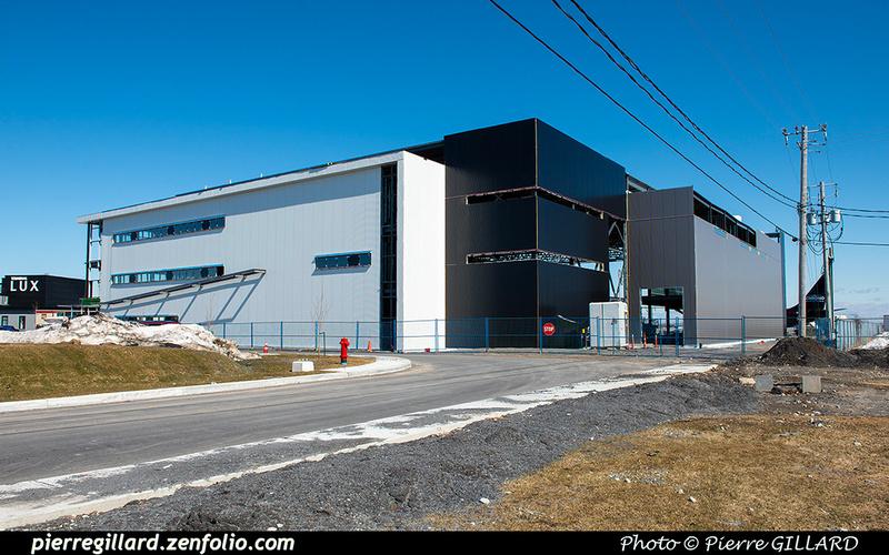 Pierre GILLARD: Canada : CYHU - Saint-Hubert, QC &emdash; 2020-625007