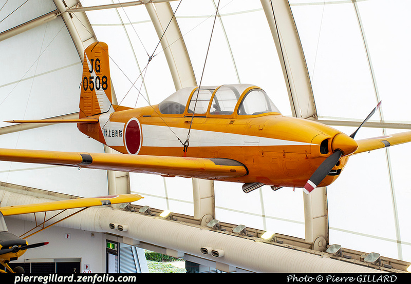 Pierre GILLARD: Japan : Tokorozawa Aviation Museum  - 所沢航空発祥記念館 &emdash; 2020-534171