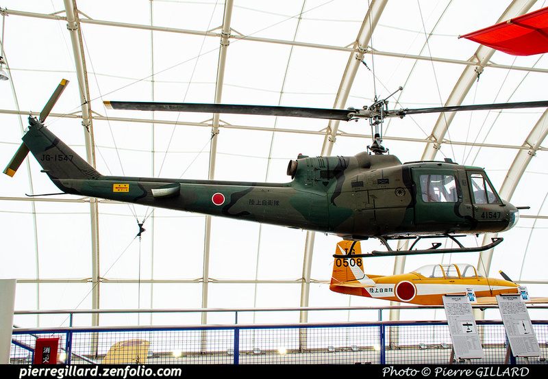 Pierre GILLARD: Japan : Tokorozawa Aviation Museum  - 所沢航空発祥記念館 &emdash; 2020-534175