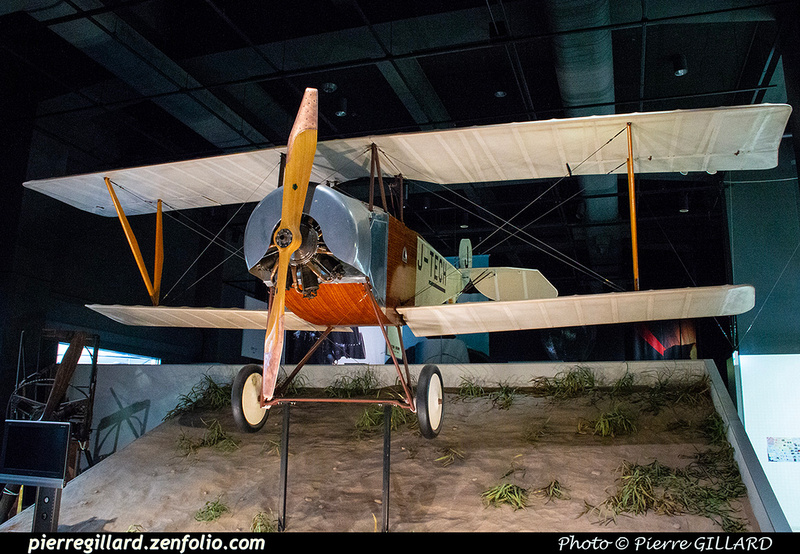 Pierre GILLARD: Japan : Tokorozawa Aviation Museum  - 所沢航空発祥記念館 &emdash; 2020-534231