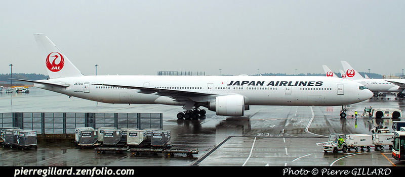 Pierre GILLARD: Japan Airlines - 日本航空株式会社 &emdash; 2020-534361