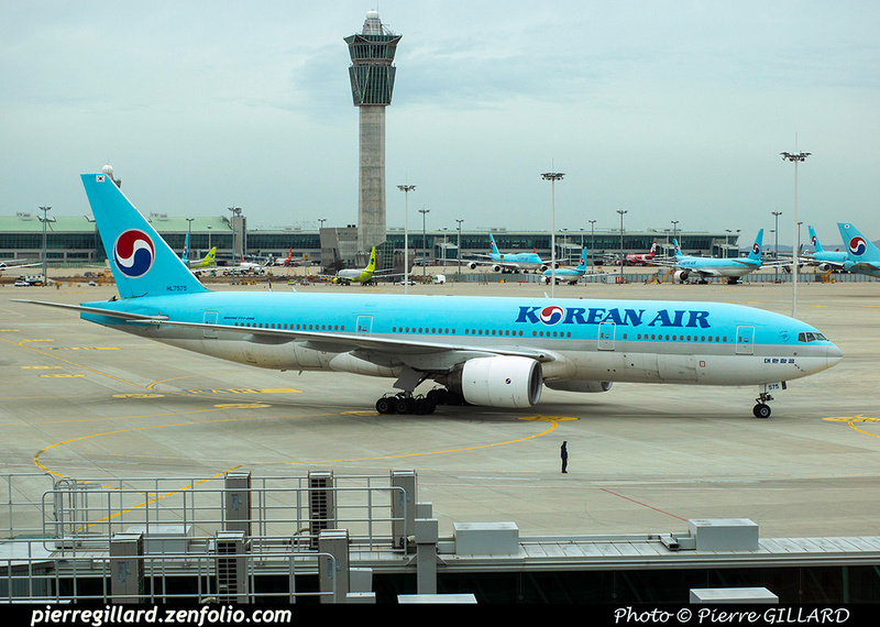 Pierre GILLARD: Korean Air - 대한항공 &emdash; 2020-535138