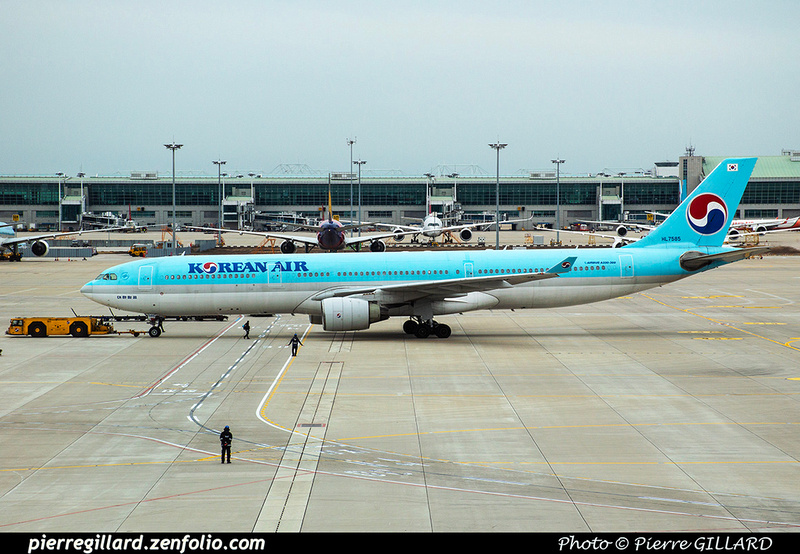 Pierre GILLARD: Korean Air - 대한항공 &emdash; 2020-535151