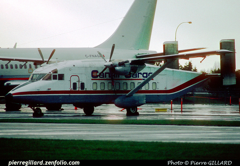 Pierre GILLARD: CanAir Cargo &emdash; 040045