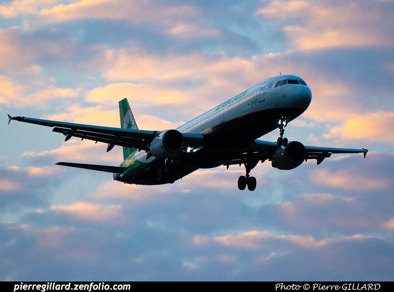 Pierre GILLARD: EVA Air - 長榮航空 &emdash; 2020-901178