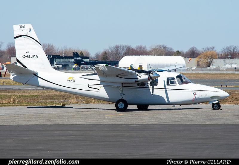 Pierre GILLARD: MAG Aerospace Canada &emdash; 2020-426462