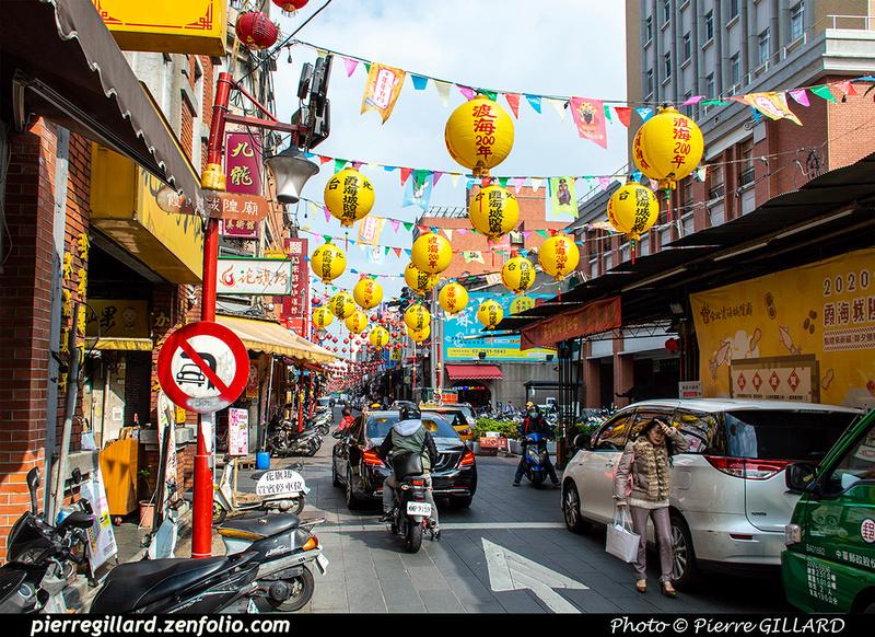 Pierre GILLARD: Taipei - 臺北市 &emdash; 2020-535478