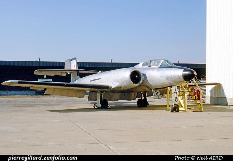 Pierre GILLARD: Avro CF-100 Canuck #18170 &emdash; 030524