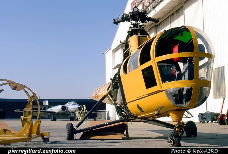 Pierre GILLARD: Sikorsky S-51 CF-JTP &emdash; 030525