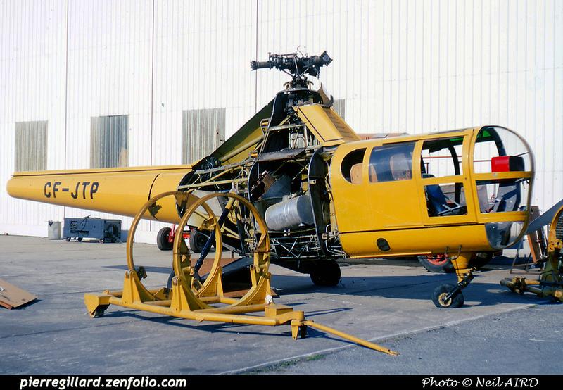 Pierre GILLARD: Sikorsky S-51 CF-JTP &emdash; 030526