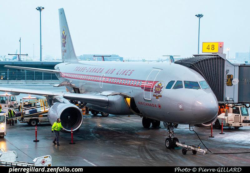 Pierre GILLARD: Air Canada &emdash; 2020-535964