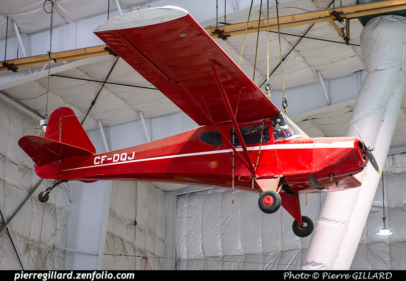 Pierre GILLARD: Joe's Aircraft &emdash; 2020-623855