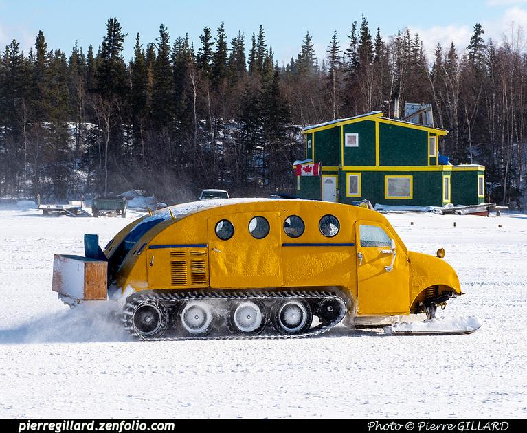 Pierre GILLARD: Yellowknife &emdash; 2020-624109