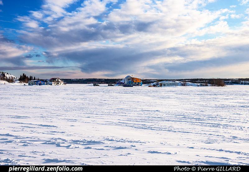 Pierre GILLARD: Yellowknife &emdash; 2020-623987