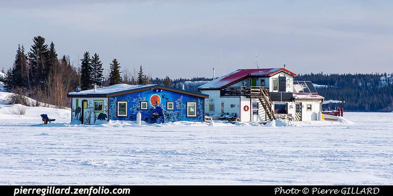 Pierre GILLARD: Yellowknife &emdash; 2020-803339