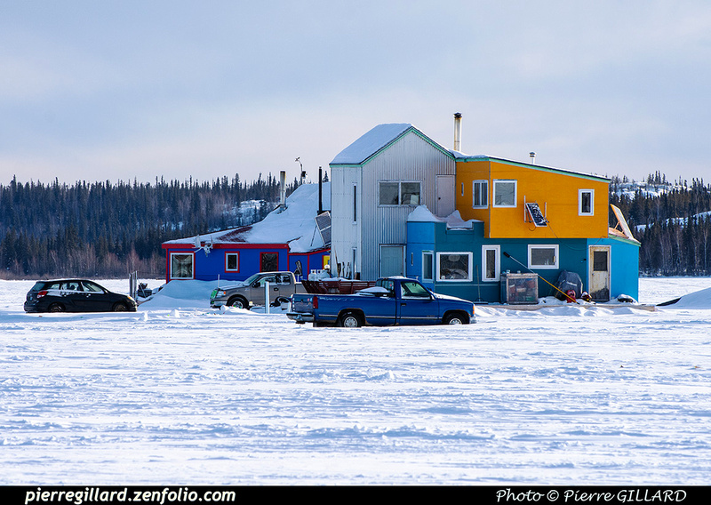 Pierre GILLARD: Yellowknife &emdash; 2020-803341