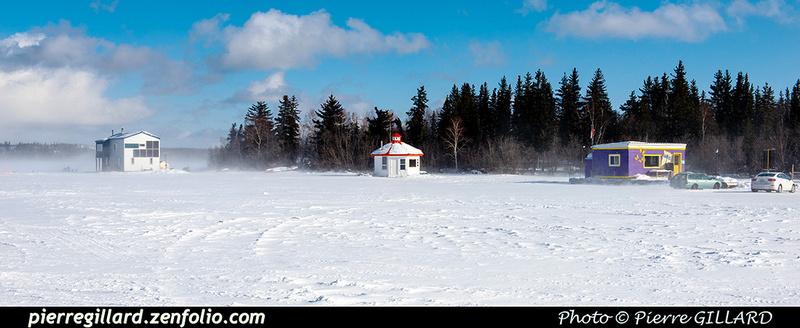 Pierre GILLARD: Yellowknife &emdash; 2020-624096