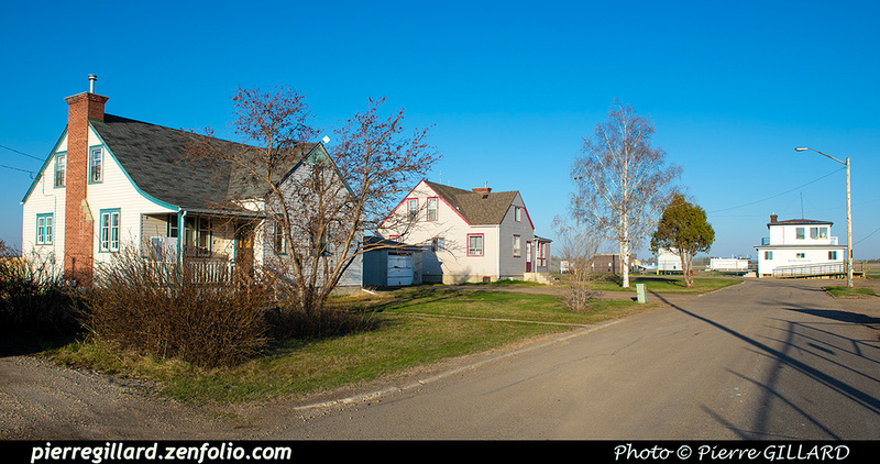 Pierre GILLARD: Canada : CYQF - Red Deer (Penhold), AB &emdash; 2020-426698
