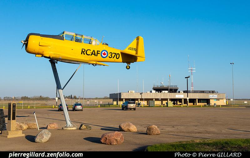 Pierre GILLARD: Canada : CYQF - Red Deer (Penhold), AB &emdash; 2020-426690