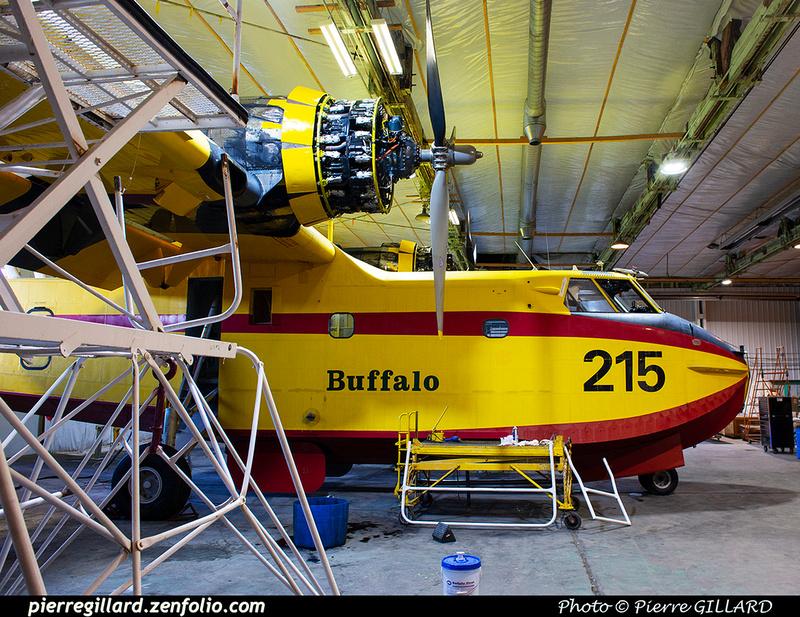 Pierre GILLARD: Canadair CL215 &emdash; 2020-426729