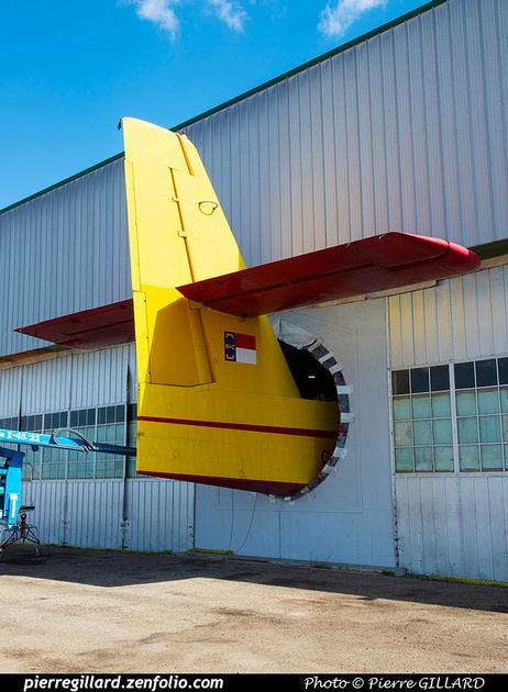 Pierre GILLARD: Canadair CL215 &emdash; 2020-426782
