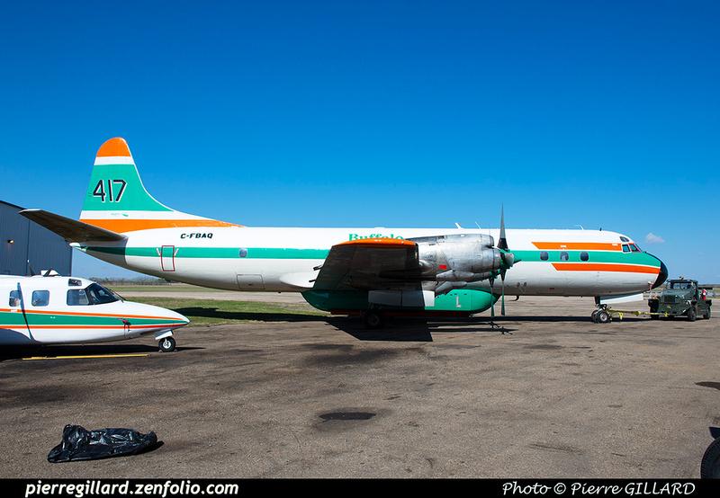 Pierre GILLARD: Lockheed L.188 Electra &emdash; 2020-426748
