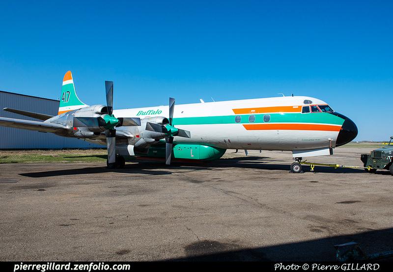Pierre GILLARD: Lockheed L.188 Electra &emdash; 2020-426747