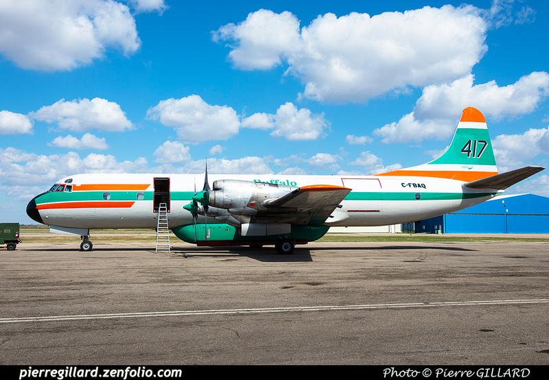 Pierre GILLARD: Lockheed L.188 Electra &emdash; 2020-426780