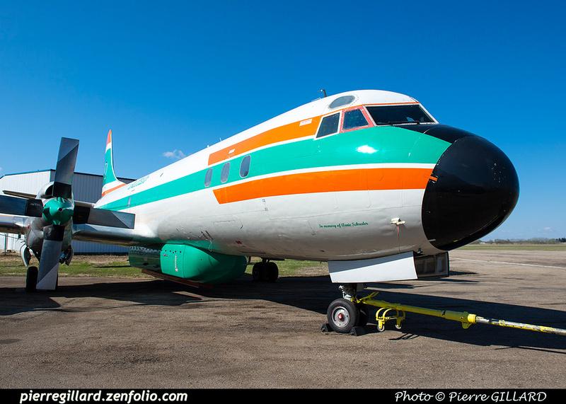 Pierre GILLARD: Lockheed L.188 Electra &emdash; 2020-426765