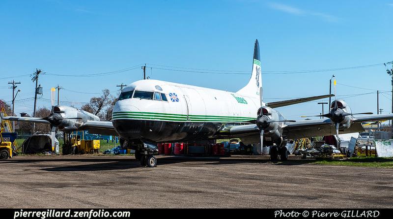 Pierre GILLARD: Lockheed L.188 Electra &emdash; 2020-426795