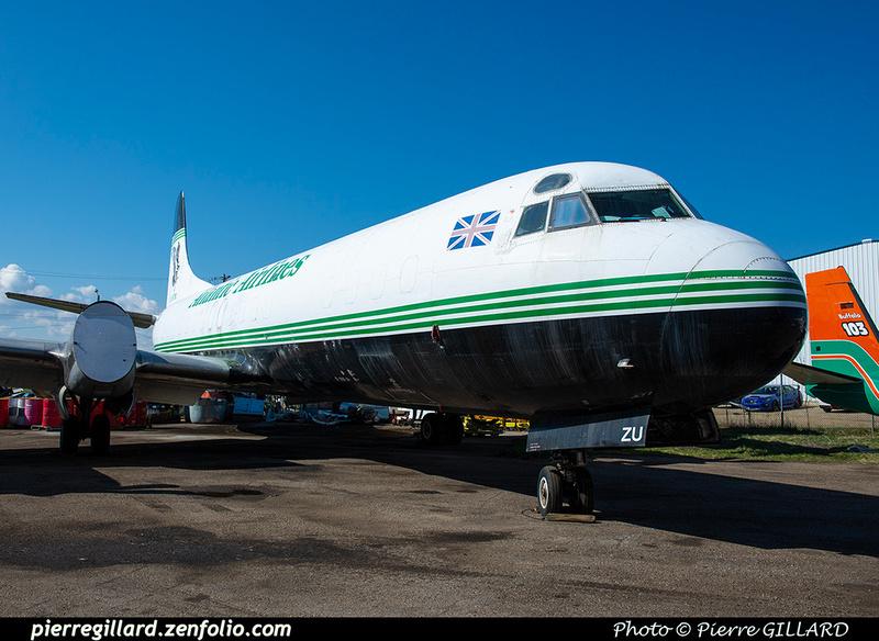 Pierre GILLARD: Lockheed L.188 Electra &emdash; 2020-426751