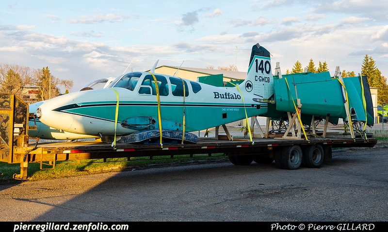 Pierre GILLARD: Beechcraft 95 Travel Air &emdash; 2020-426823