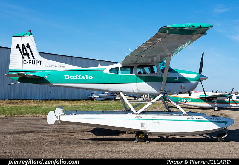 Pierre GILLARD: Cessna &emdash; 2020-426818
