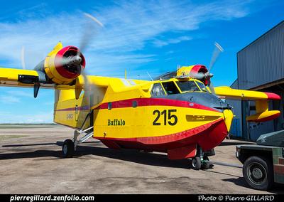 Pierre GILLARD: Canadair CL215 &emdash; 2020-426861