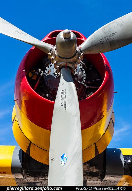 Pierre GILLARD: Canadair CL215 &emdash; 2020-426853