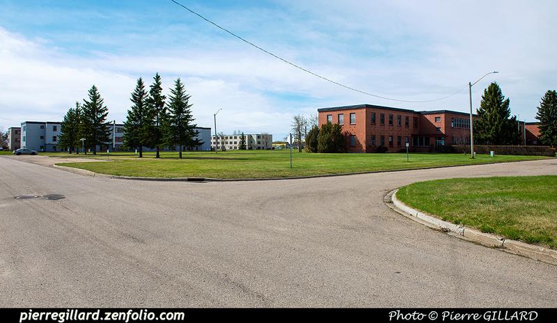 Pierre GILLARD: Canada : CYQF - Red Deer (Penhold), AB &emdash; 2020-426927