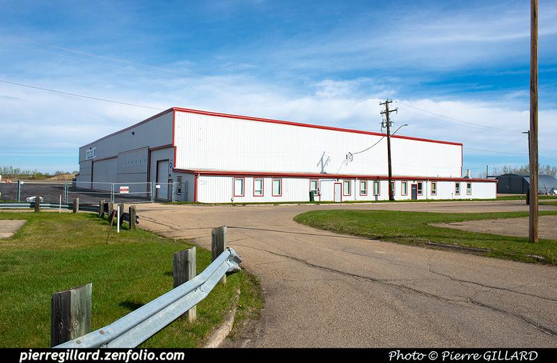 Pierre GILLARD: Canada : CYQF - Red Deer (Penhold), AB &emdash; 2020-426921