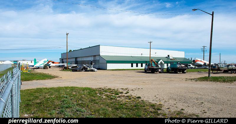 Pierre GILLARD: Canada : CYQF - Red Deer (Penhold), AB &emdash; 2020-426904