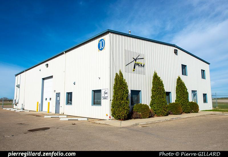 Pierre GILLARD: Canada : CYQF - Red Deer (Penhold), AB &emdash; 2020-426890