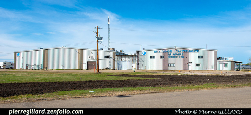 Pierre GILLARD: Canada : CYQF - Red Deer (Penhold), AB &emdash; 2020-426884